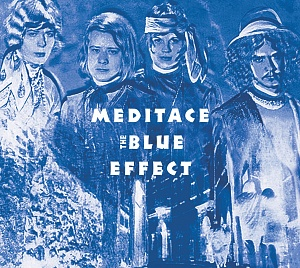 THE BLUE EFFECT - Meditace (legendární album v novém CD/LP balení!)