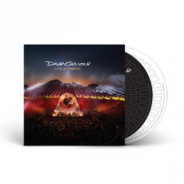 DAVID GILMOUR  - Live At Pompeii (2017)