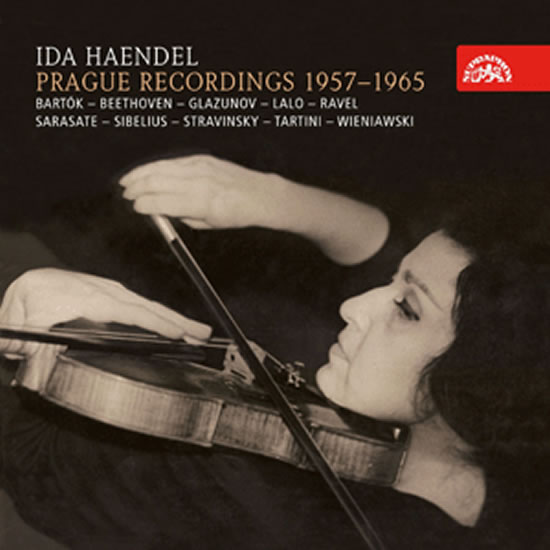 IDA HAENDEL - Prague Recordings 1957 – 1965