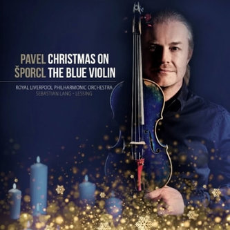PAVEL ŠPORCL - Christmas on the Blue Violin