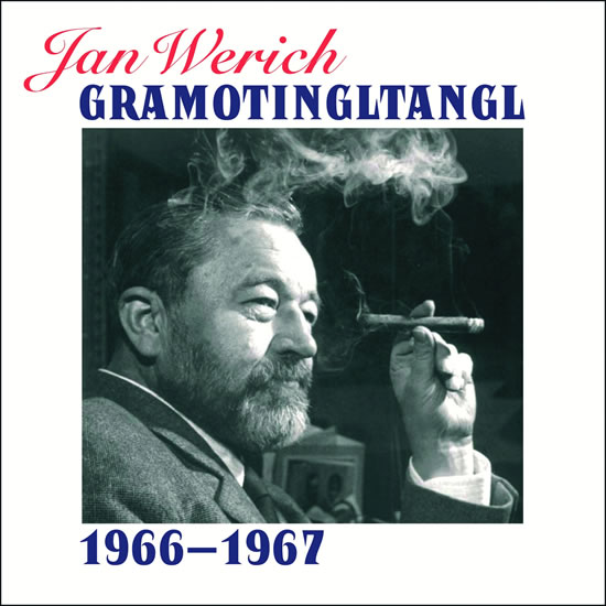 JAN WERICH - Gramotingltangl 1966 - 1967 (8 CD)
